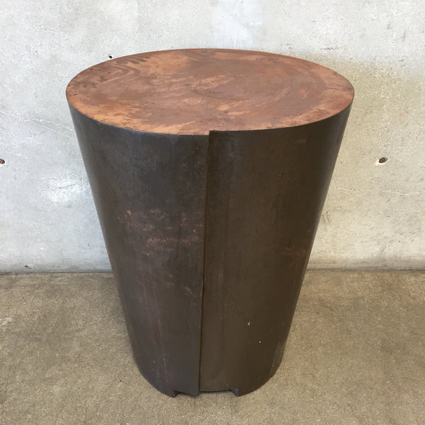 Metal Conical Indoor/Outdoor Table