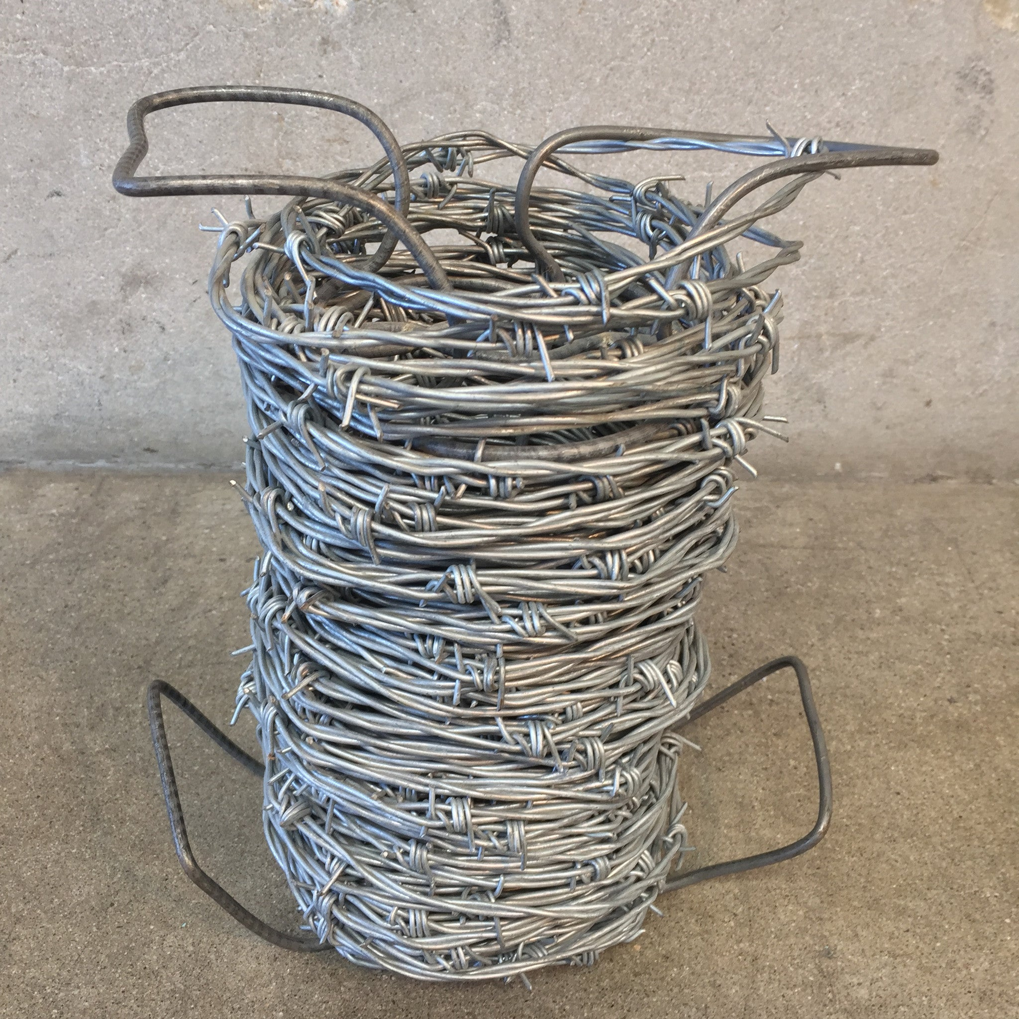 Spool of Ranchers Barbed Wire – UrbanAmericana
