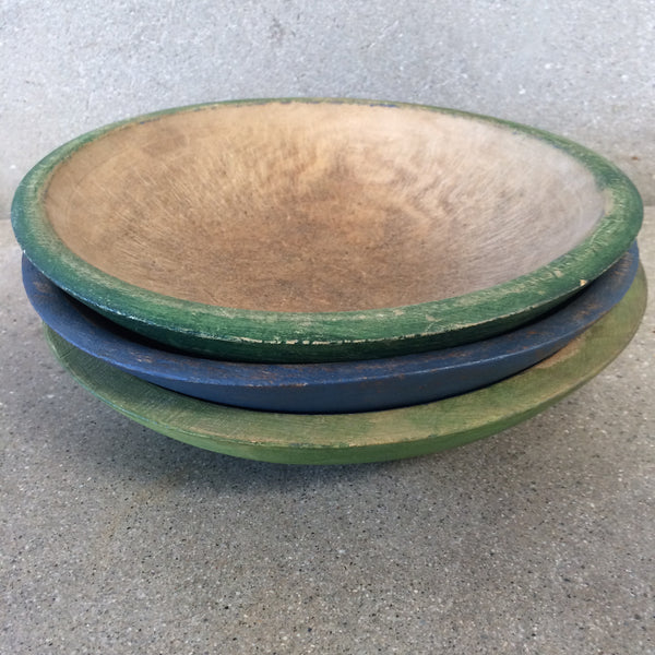 Set of 3 Out-of-Round Wooden Bowls