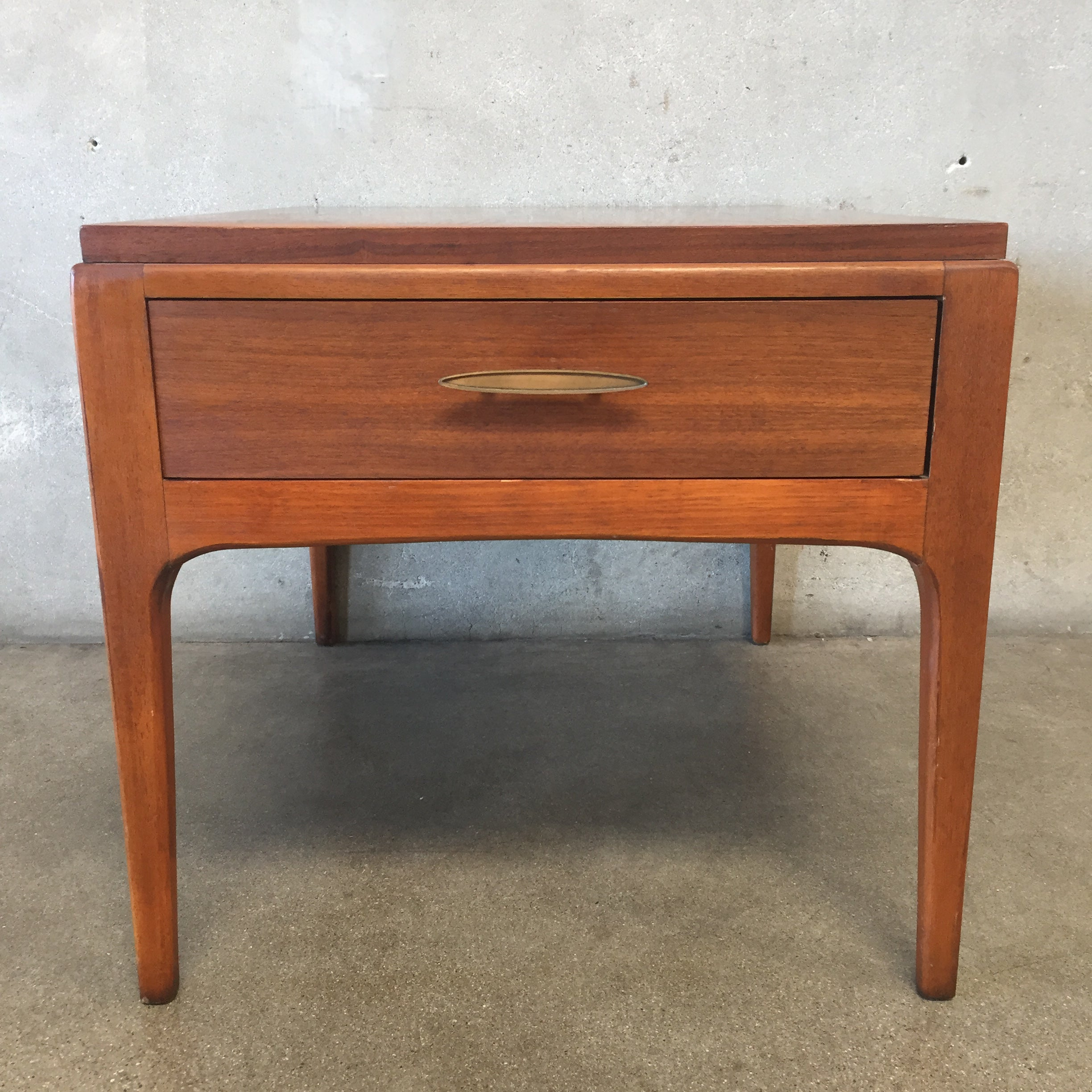 Marvelous Mid Century Lane Side Table Mid Century Lane Side Table ...