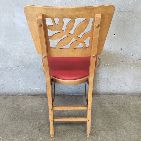 vintage stakmore folding chair urbanamericana