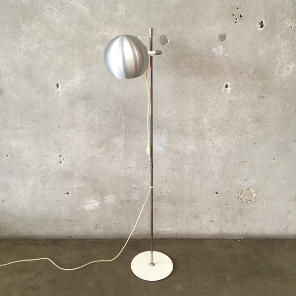 Mid Century Eye Ball Floor Lamp by Hemi Klot