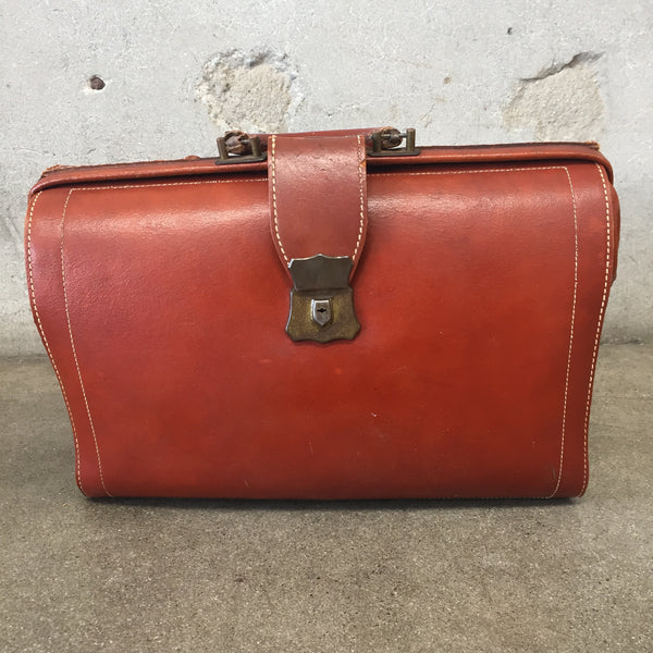 Vintage Leather Brief Case