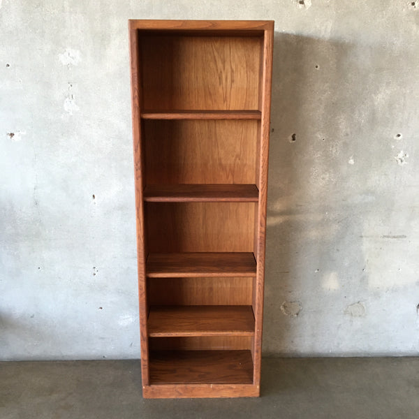 Walnut Bookcase