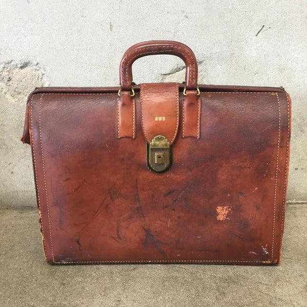 1950's Leather Bag
