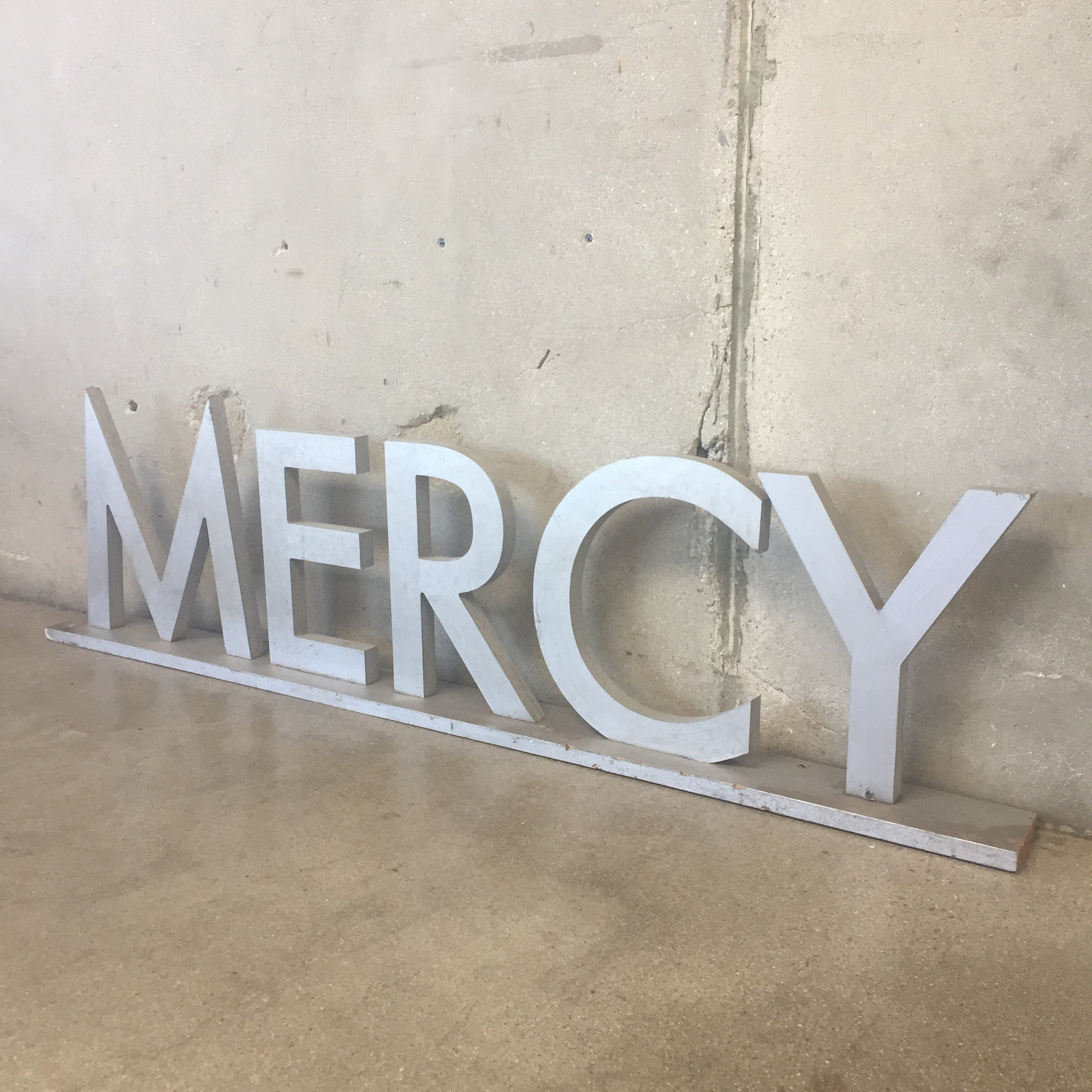 Quot Mercy Quot Sign From The Set Of Mercy Hospital Urbanamericana