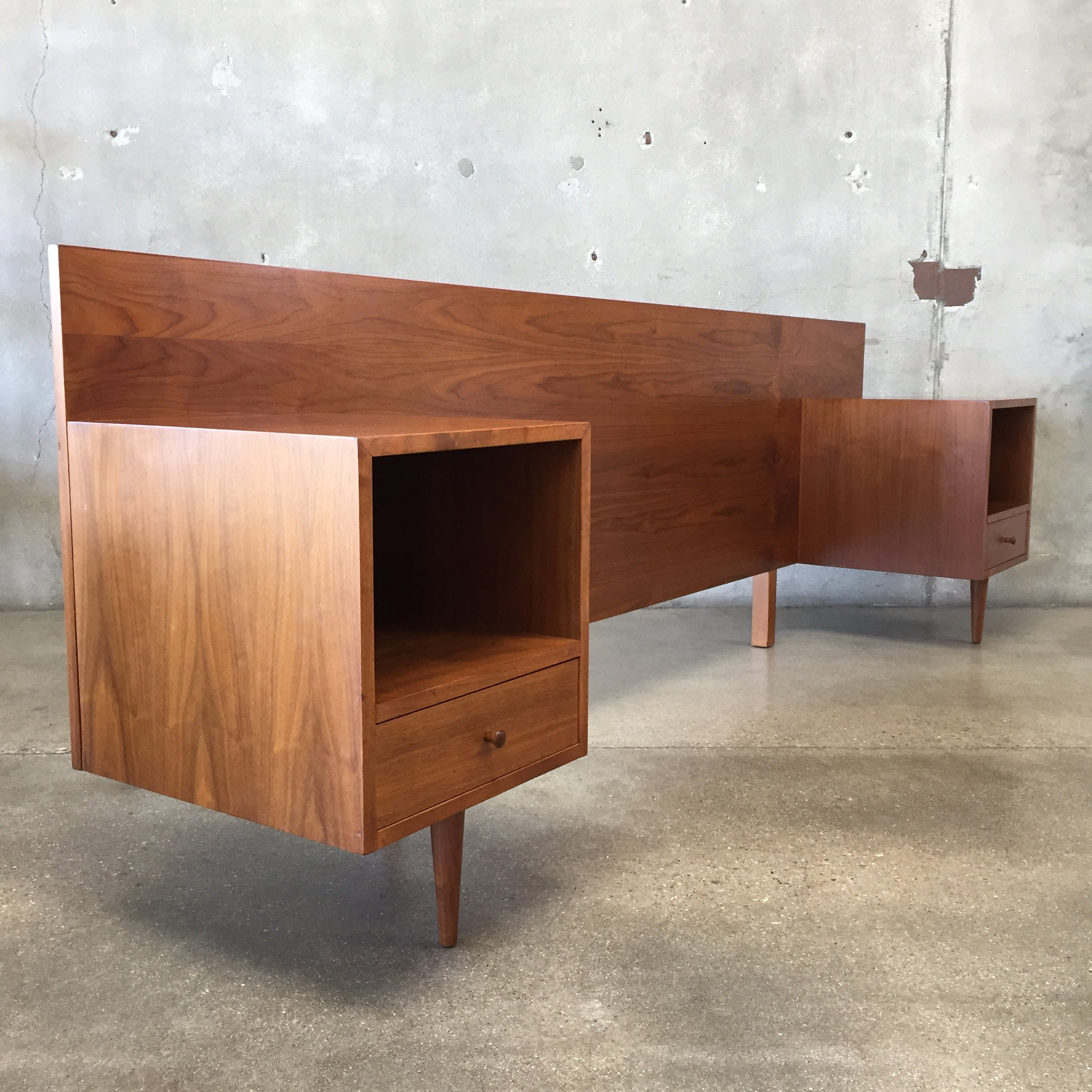 width aspect or height headboard full chairish size nightstands queen floating built fit danish in with modern teak