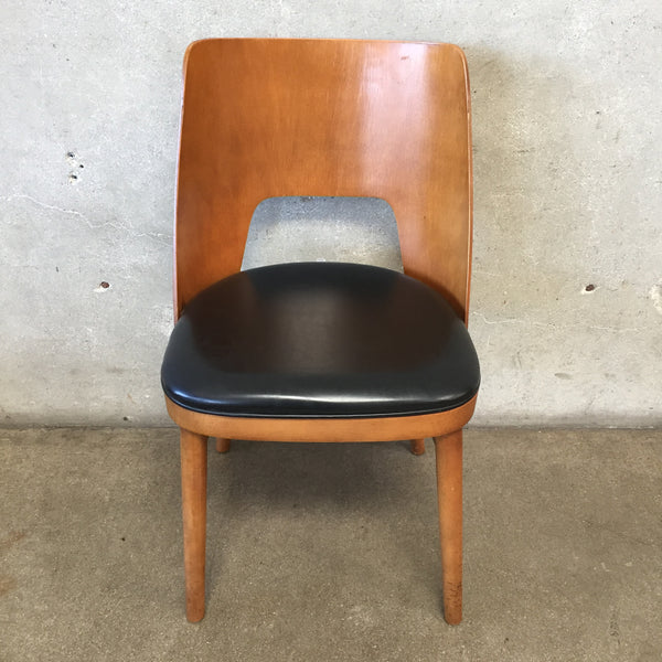 Mid Century Bentwood Chair