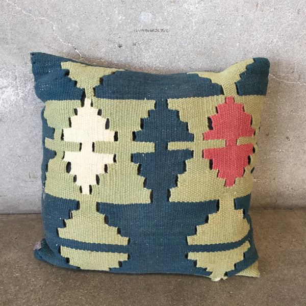 Vintage Small Kilim Pillow