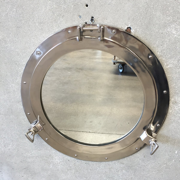Medium Maritime Nautical Porthole Mirror