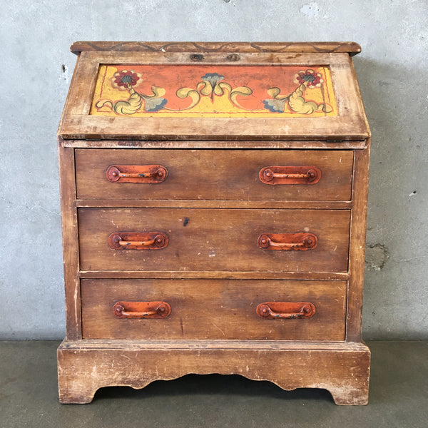 Vintage Monterey Furniture Secretary Desk