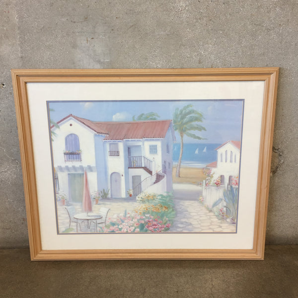 House on The Beach Art Work