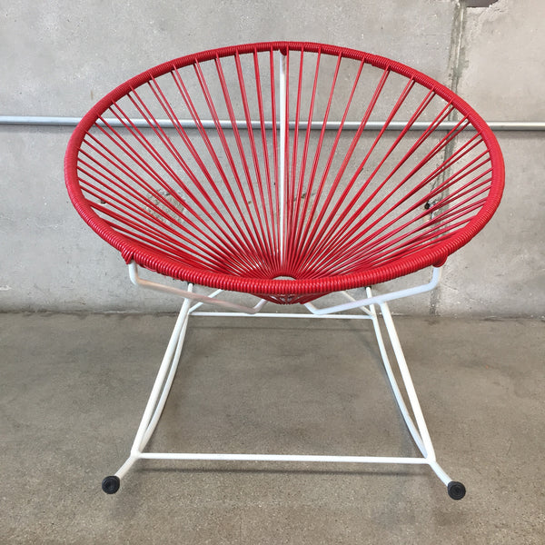 Acapulco Chair - Red