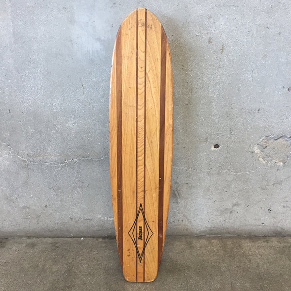 Vintage Skateboard Surfboards by Jacobs