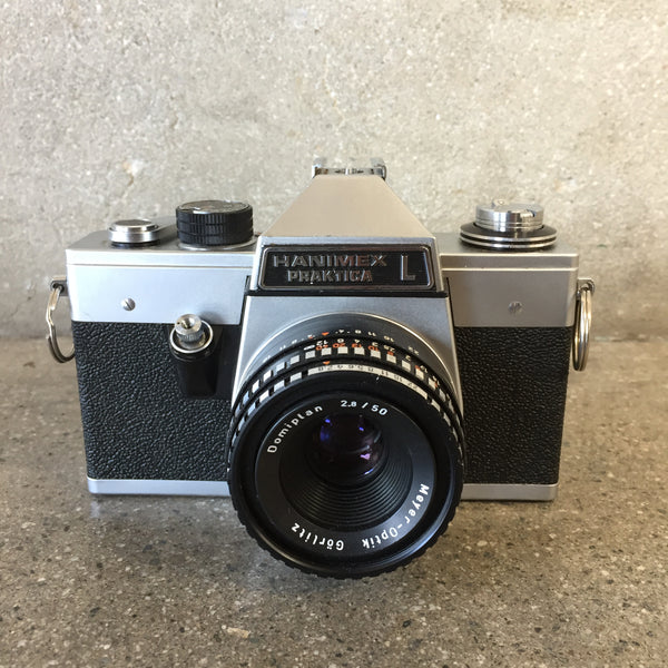 1960's Hanimex Praktica Film Camera