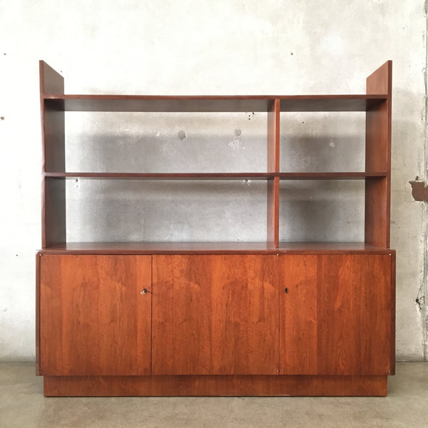 1950's Scandinavian Bookcase