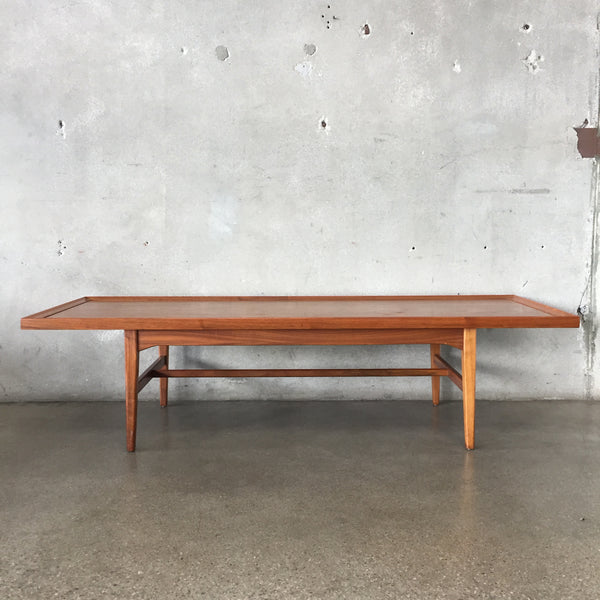 Mid Century Declaration by Drexel Coffee Table