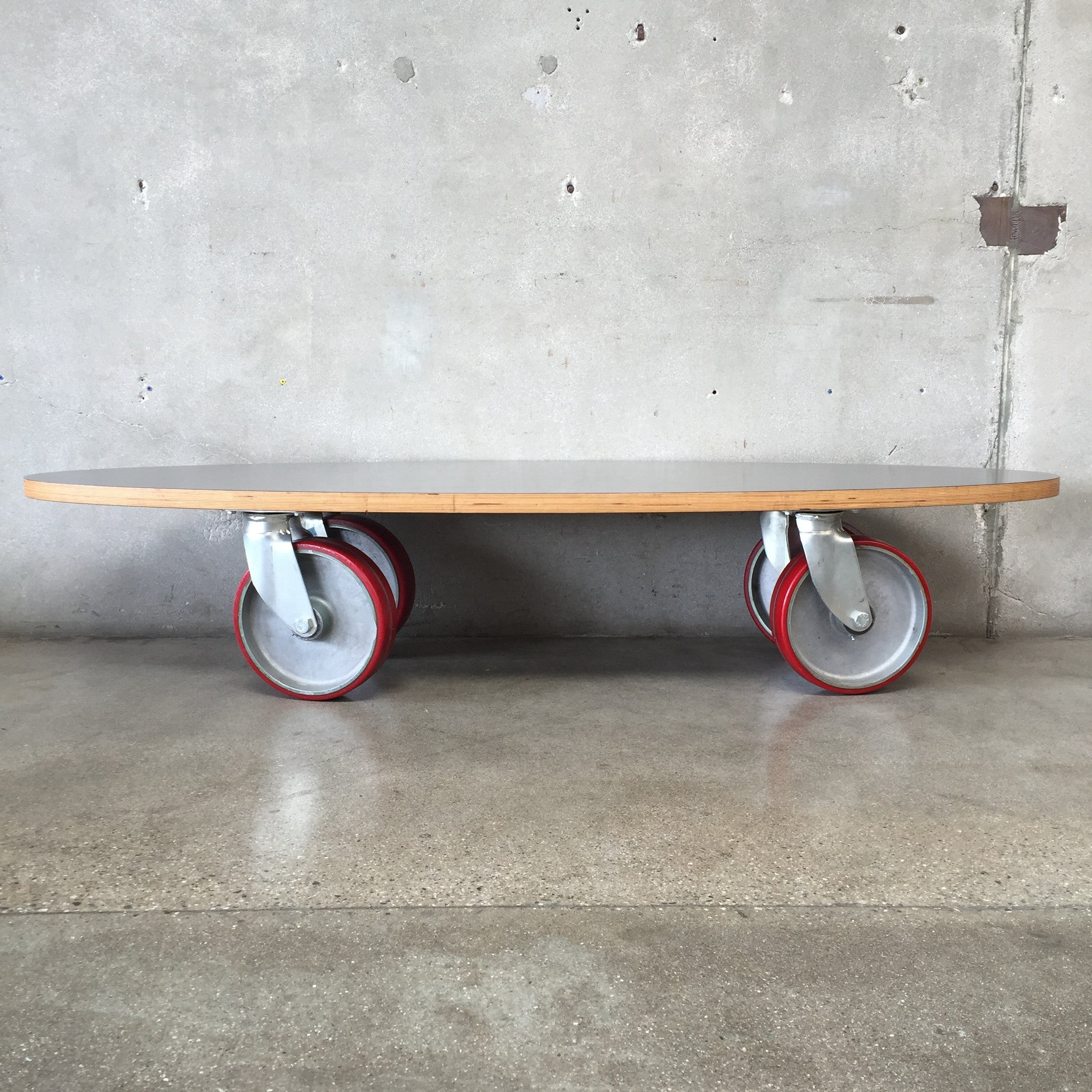 Industrial Skateboard Coffee Table – UrbanAmericana