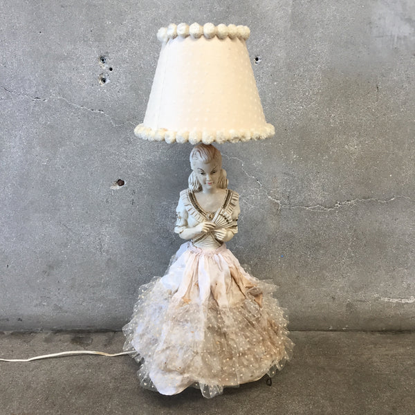 Doll Dress Lamp