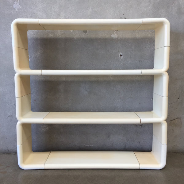 Mid Century Modular 1970's Bookcase for UMBO