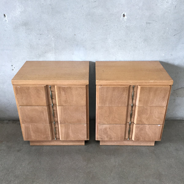 1950's Nightstands by American of Martinsville