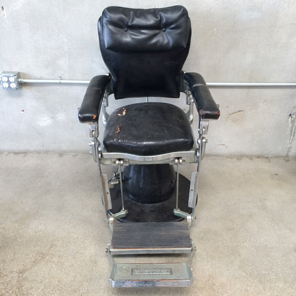 Authentic Queen Mary Barber Chair