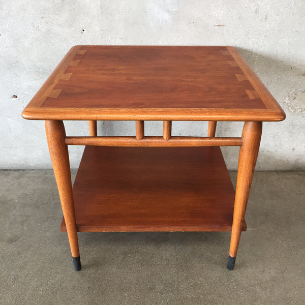Mid Century Lane End Table