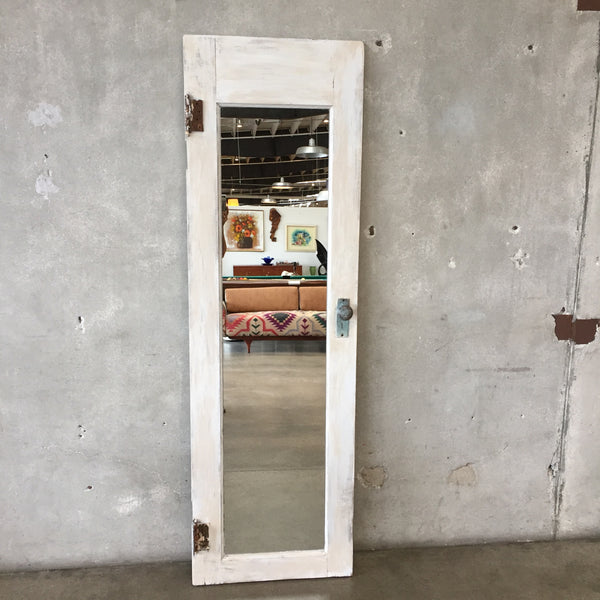 Upcycled Vintage Door Mirror