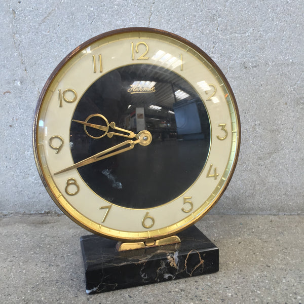 Hermle Deco Desk Clock