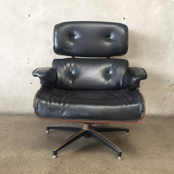 Mid Century Eames Style Recliner