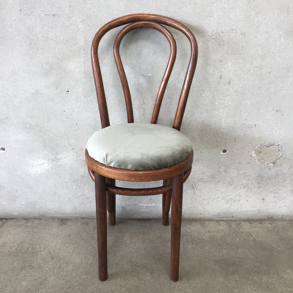 American Made Chair with Pad Attached