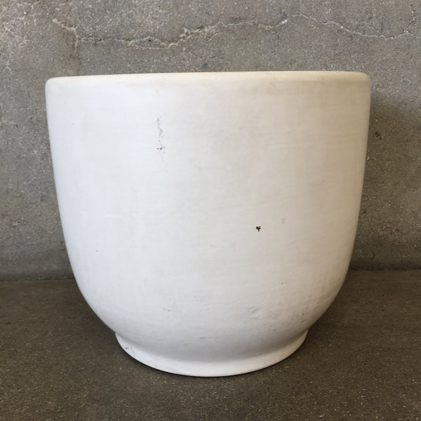 White Gainey Pot
