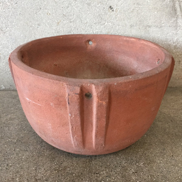 Bauer Pottery Indian Hanging Pot - HOLD