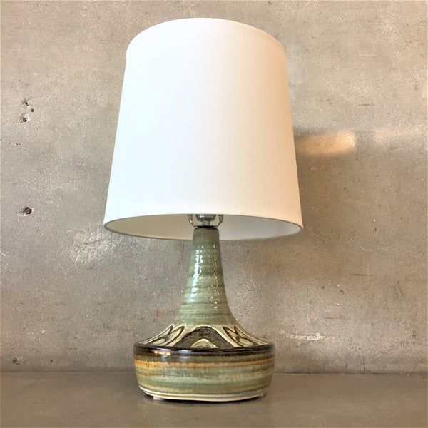 1960's Danish Mid Century Table Lamp