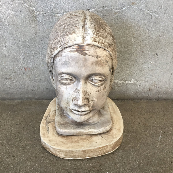 Vintage Signed Sculpture
