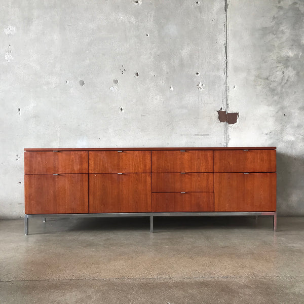 Mid Century Modern Credenza by Florence Knoll