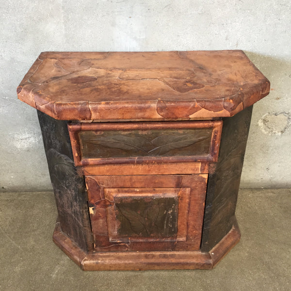 Custom Vintage Nightstand