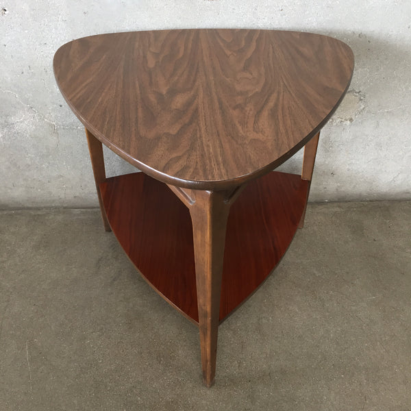 Mid Century Guitar Pick Table