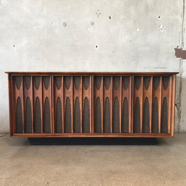 Vintage Mid Century RCA Victor Stereo Console