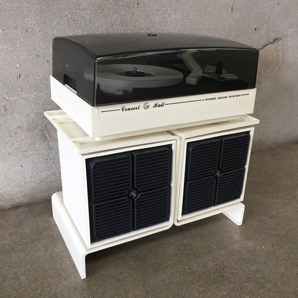 1970's Vintage Stereo Sound System