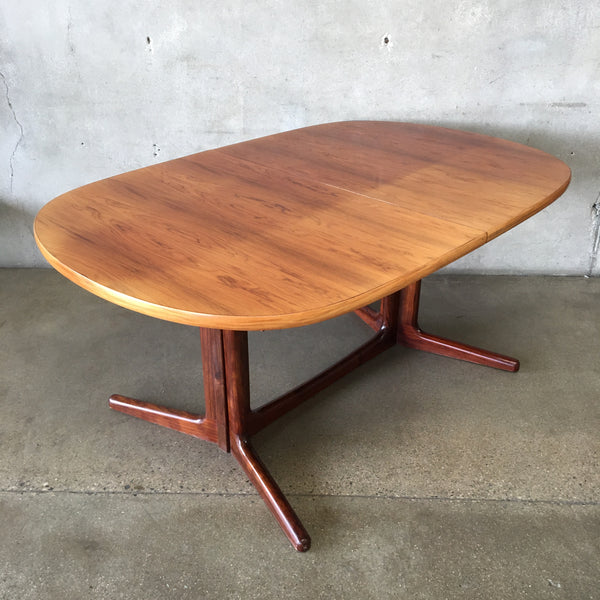 Mid Century Dining Table by Edvard Valentinsen