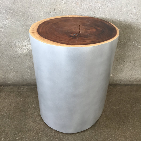 Mitchell Gold & Bob Williams Wood Side Table