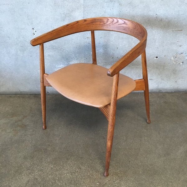 Mid Century Modern Side Chair - HOLD