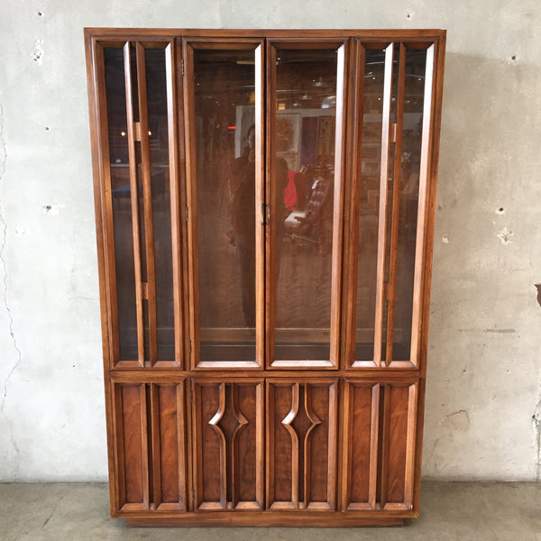 Mid Century Hutch by Urbana Thomasville