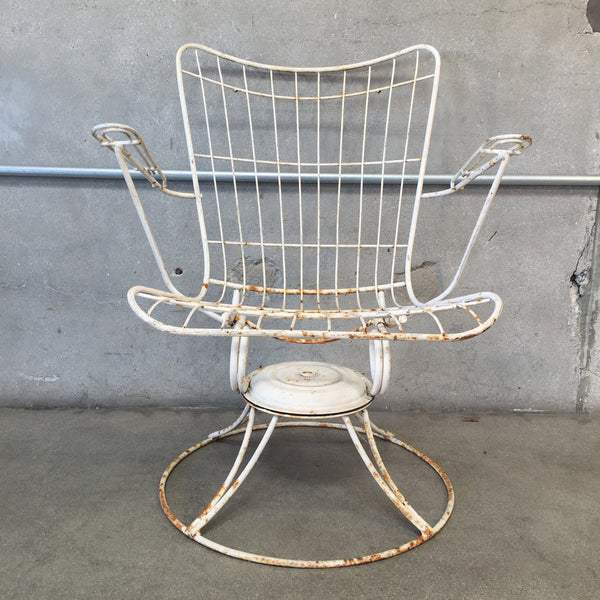 MCM Patio Chair