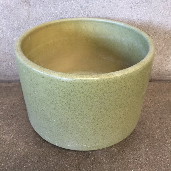 Vintage Avocado Gainey Pot