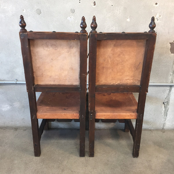 Spanish Style Dining Room Furniture: Spanish Style Dining Chairs