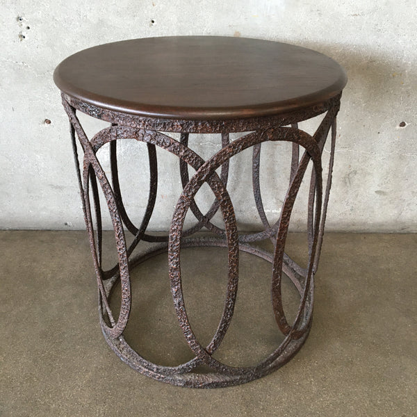 Designer End Table by Gabby