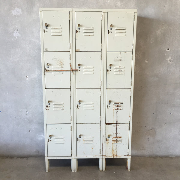 Industrial Metal Lockers