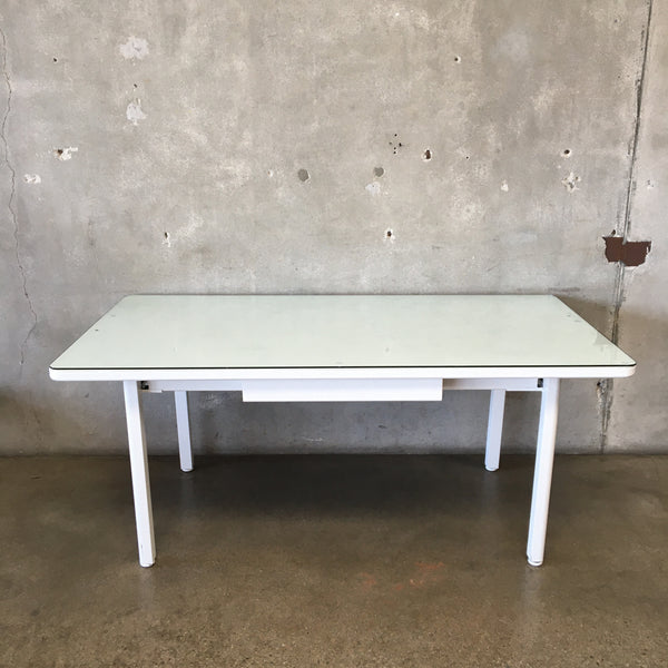 Vintage Industrial Table / Desk
